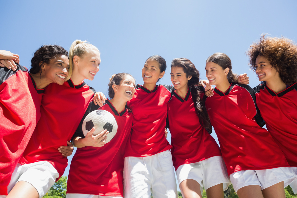 14 Lessons Kids Learn From Sports